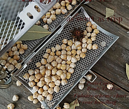 五香烤鹰嘴豆的做法