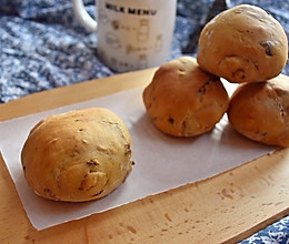 黑糖红枣面包(女性补血优选)的做法
