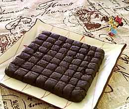 #钟于经典传统味#玫瑰黑芝麻汤圆馅的做法