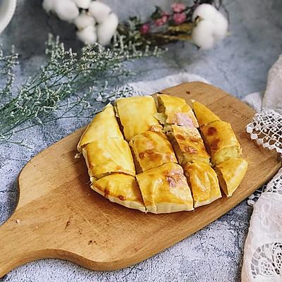 网红榴莲饼