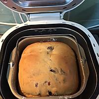 牛奶蔓越莓吐司(面包机)的做法图解15