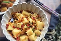 #童年不同样,美食有花样#凉拌米豆腐的做法