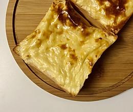 岩烧芝士吐司片(空气炸锅版)的做法