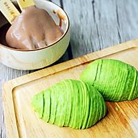 牛油果巧克力冰激凌的做法图解3