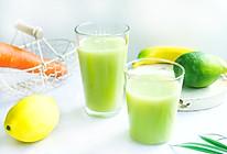 #憋在家里吃什么#柠檬生姜饮的做法