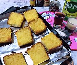 「可盐可甜——starbucks甜北海道变身咸黄油蒜香面包」的做法