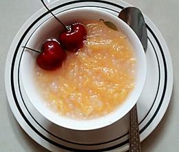 夏日甜品果粒橙西米冰水的做法