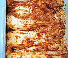 自制韩式泡菜~辣白菜的做法