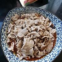水煮肉片的做法图解6