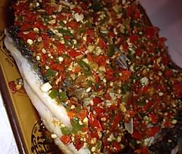 辣味蒸鲤鱼的做法