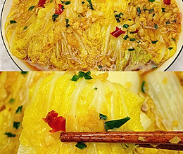 低脂又美味,蒜蓉蚝油娃娃菜,做法超级简单的做法