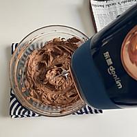 东菱无线打蛋器-空气巧克力的做法图解12