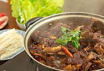 鲜香麻辣的羊蝎子火锅的做法