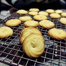 淡奶油曲奇饼干