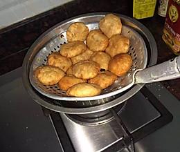 芋泥饼的做法