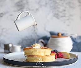早餐厚松饼,好吃到飞起来的糖浆的做法