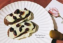 蔓越莓松露巧克力泡芙#做道好菜,自我宠爱!#的做法