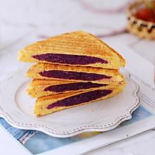 紫薯西多士