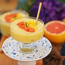 中式甜品|杨枝甘露,冰镇一下,夏日养眼甜点#硬核菜谱制作人#
