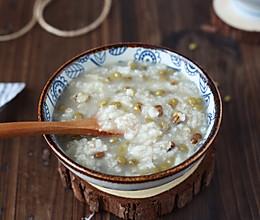 绿豆粥的做法