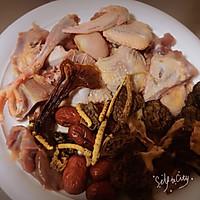 西藏那曲冬虫夏草炖鸽子(孕妇食谱)