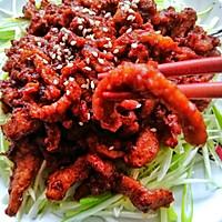 #餐桌上的春日限定#老北京人饭桌上少不了的京酱肉丝的做法图解10