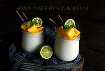 芒果酸奶杯的做法