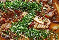 香辣牛蹄锅的做法