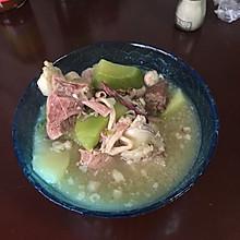清炖萝卜羊肉汤