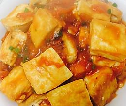 番茄闷豆腐的做法