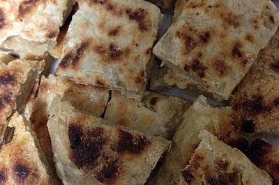 香烙蔥油餅