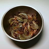 #花10分钟,做一道菜!#无水椒味虾的做法图解1