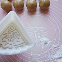广式凤梨月饼(详细皮馅做法)#手作月饼#的做法图解17