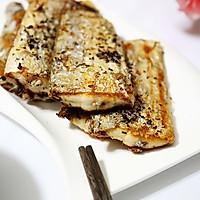 味道即记忆:罗勒香煎带鱼