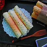 香酥蛋卷#年味十足的中式面点#的做法图解12