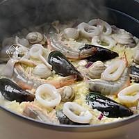什锦海鲜饭 #父亲节,给老爸做道菜#的做法图解7