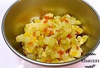 宝宝鸡肉杂蔬烩饭的做法