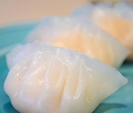 水晶虾饺 - 跟着顶级厨师学做虾饺的做法