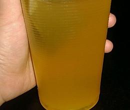 绿茶芒果的做法