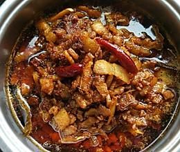 西府臊子肉的做法
