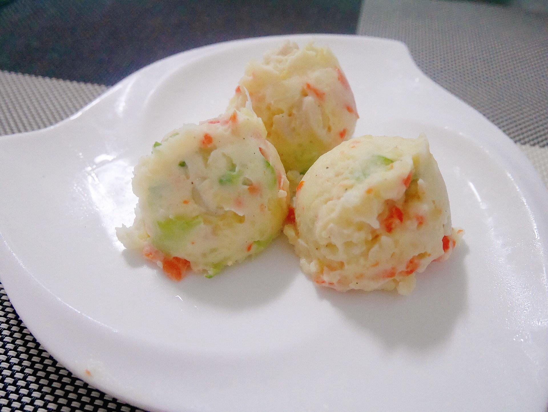 最好吃的料理--日式土豆泥
