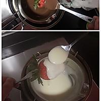 草莓和巧克力的相遇的做法图解4