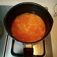 西红柿菜花鸡蛋面--宝宝辅食的做法图解7