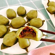 叶儿粑-香甜软糯,成都名小吃