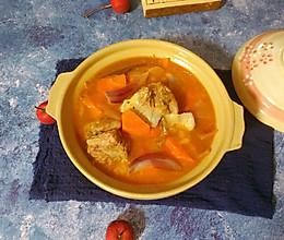 茄汁牛尾汤的做法