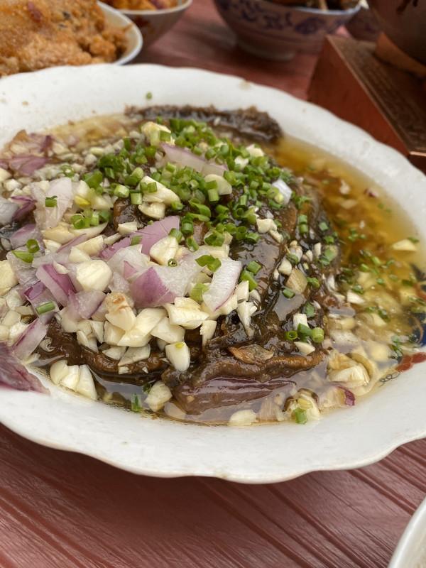 鳝鱼  蒸鳝鱼的做法