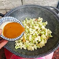 #洗手作羹汤#家常花菜的做法图解8