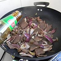 菁选酱油试用之——孜然洋葱炒牛肉的做法图解9