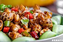 辣酒煮花螺|弹性醇厚的做法