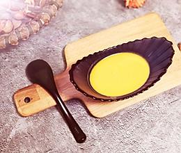 南瓜咸蛋黄浓汤的做法